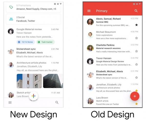 Дизайнер Google опубликовал ролик с новым Material Design4