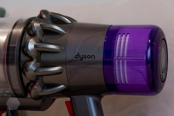 Dyson V11: беспроводной пылесос с умной адаптацией мощности и энергопотребления3