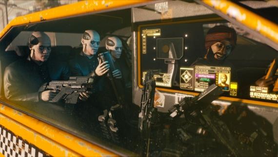 Подробности о Cyberpunk 2077: вид от первого лица и никаких микротранзакций4