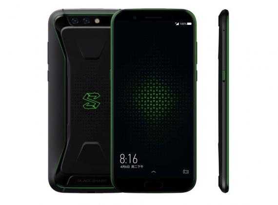 Xiaomi представила игровой смартфон Black Shark1
