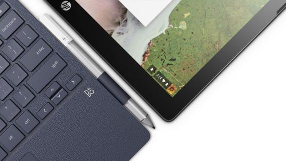 HP представила ответ iPad Pro на Chrome OS1