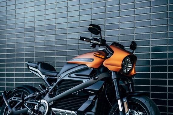 Harley-Davidson представила электрический мотоцикл LiveWire6