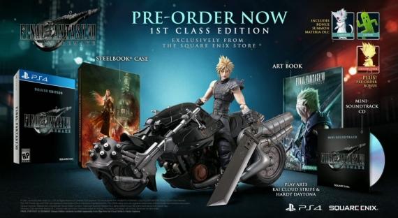 Square Enix презентовала новые игры и трейлеры на E3 20191