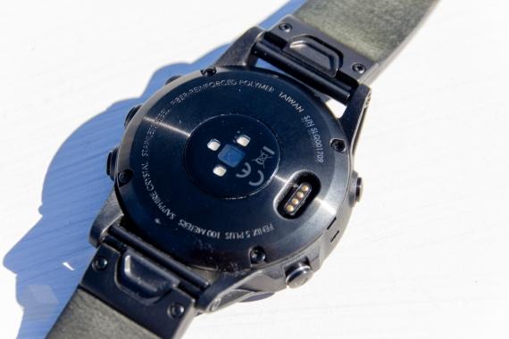 Обзор Garmin Fenix 5 Plus. Почему это лучшие часы для спортсменов?19