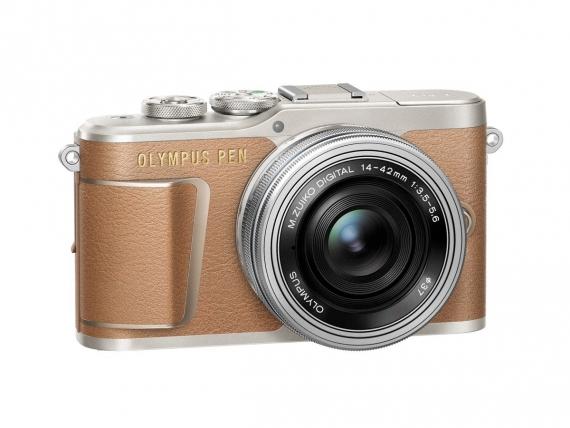 Olympus представила беззеркальную камеру Pen E-PL92