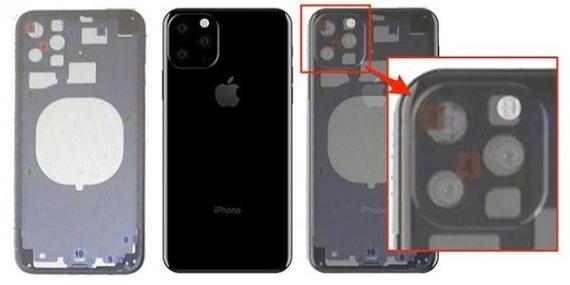 Apple в этом году выпустит два новых смартфона с тройной камерой2