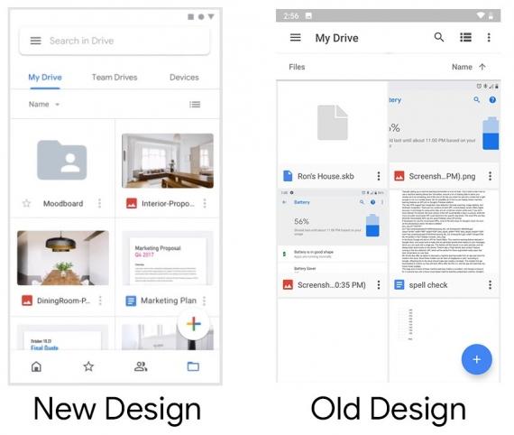 Дизайнер Google опубликовал ролик с новым Material Design3