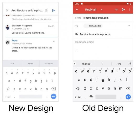 Дизайнер Google опубликовал ролик с новым Material Design2
