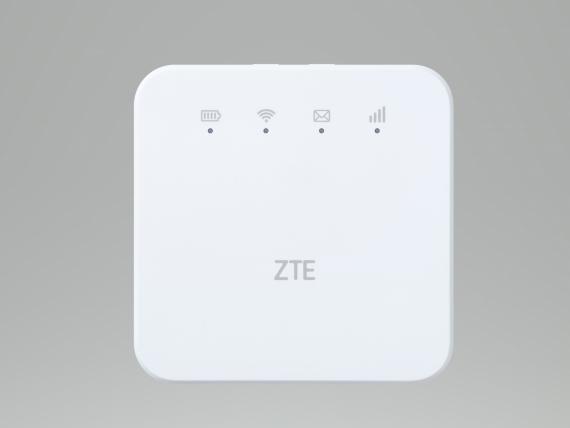 ZTE представила компактный мобильный 4G-роутер с поддержкой Wi-Fi MIMO 2×24