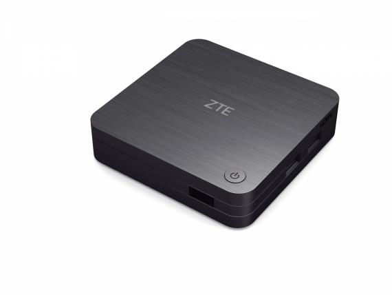 ZTE B866 — первая приставка для Android TV компании в России1