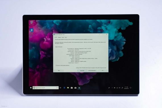 Фотографии Surface Pro 6: ничего не изменилось1