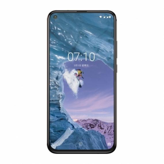 Nokia X71: с отверстием в дисплее и тройной камерой1