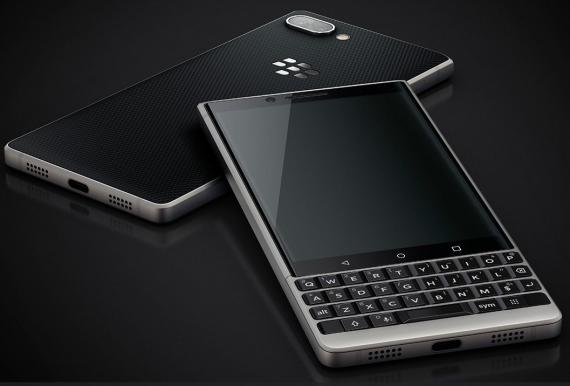 BlackBerry KEY2: обновлённая клавиатура и двойная камера1