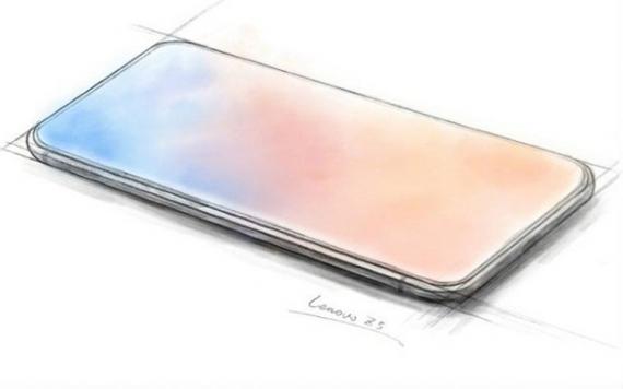 Презентация безрамочного смартфона Lenovo Z5 состоится 5 июня3