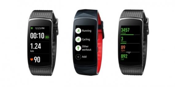 Samsung обновила ПО Gear Fit 2 и Gear Fit 2 Pro1