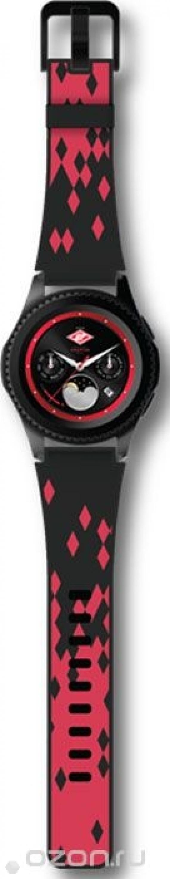 Samsung представила футбольную версию часов Gear S3 Spartak Edition5