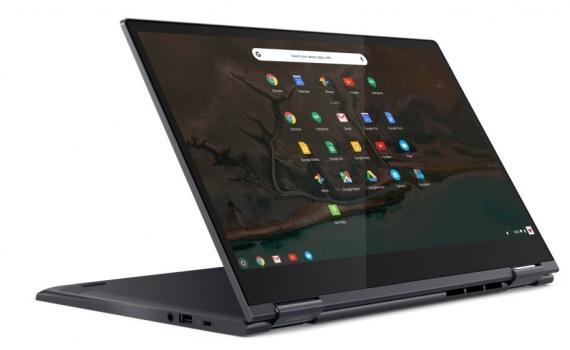 Lenovo Yoga Chromebook: большой и дорогой хромбук1
