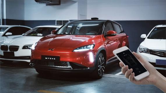 Китай готовится конкурировать с Tesla в производстве кроссоверов4