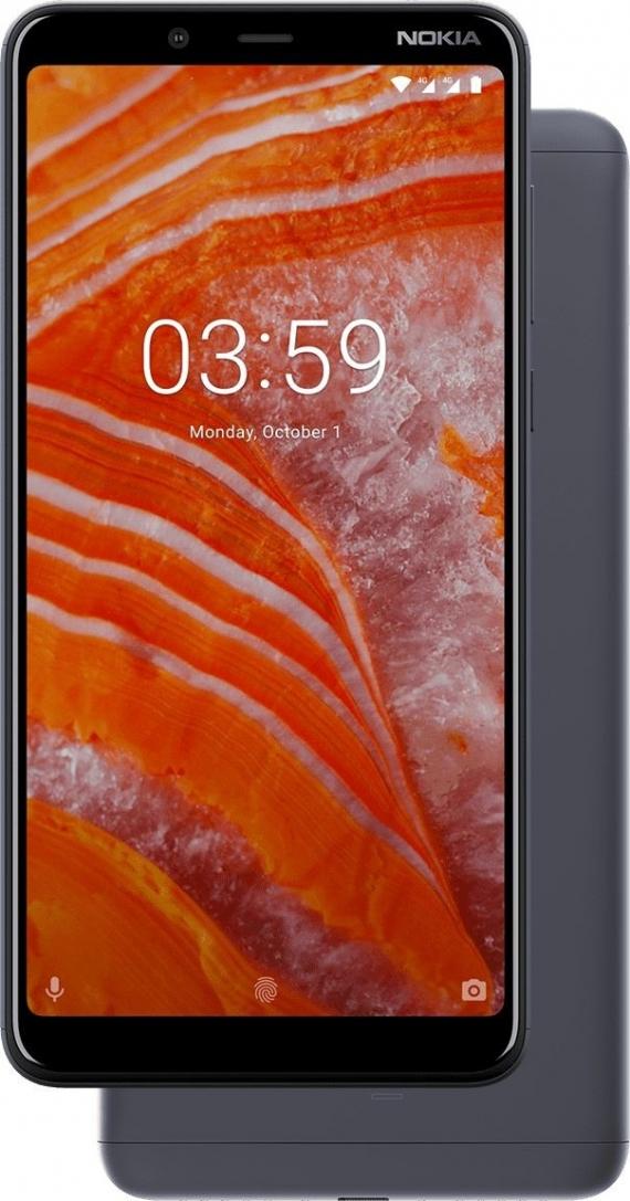 Nokia 3.1 Plus — cамый доступный в линейке с двумя камерами0