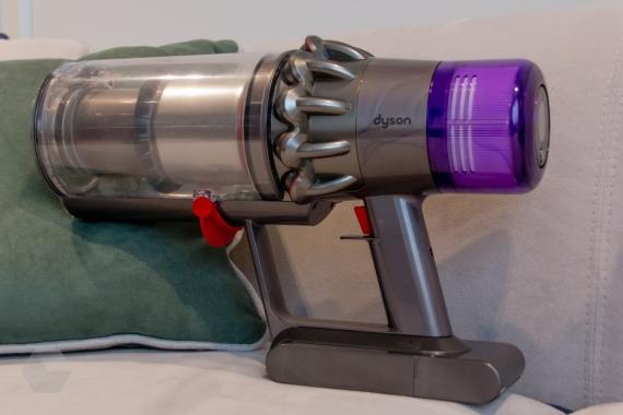Dyson V11: беспроводной пылесос с умной адаптацией мощности и энергопотребления4