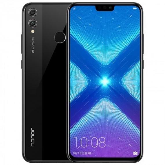 Honor 8X и 8X Max: гигантские экраны в среднебюджетных смартфонах1
