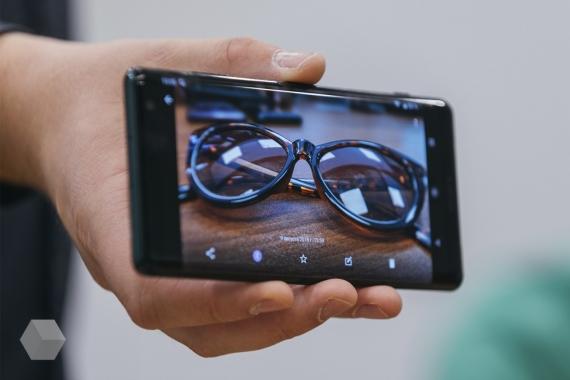 Первое впечатление от Sony Xperia XZ39