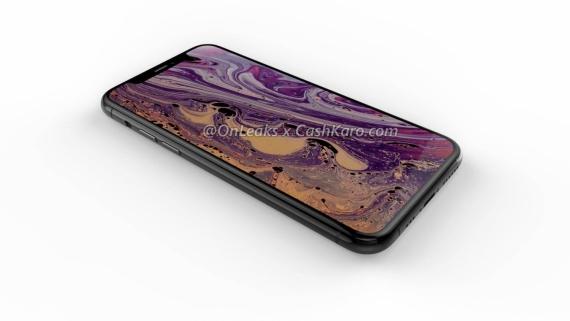 Рендеры iPhone 2019 года с камерой в форме треугольника0
