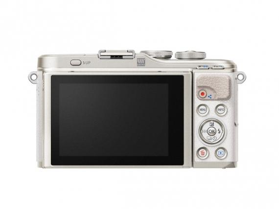 Olympus представила беззеркальную камеру Pen E-PL95