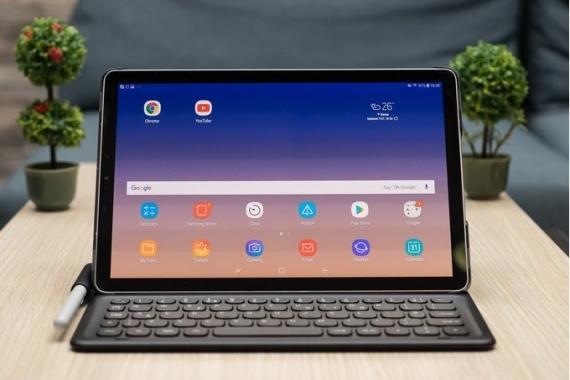 Samsung Galaxy Tab S4 официально представлен0