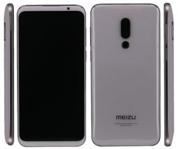 Спецификации Meizu 16 и 16 Plus появились на TENAA1