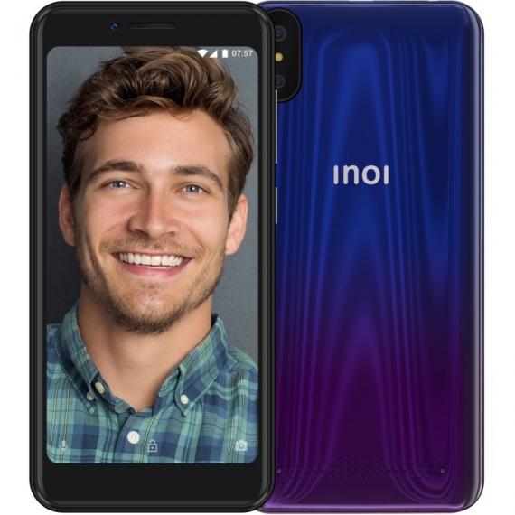 Новые цветовые решения для бюджетных смартфонов Inoi4