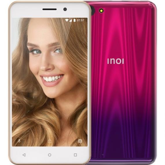 Новые цветовые решения для бюджетных смартфонов Inoi1