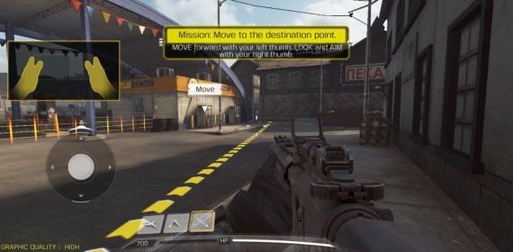Бета Call of Duty: Legends of War для Android: как установить?6