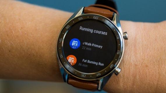 Huawei Watch GT проработают две недели от одного заряда4