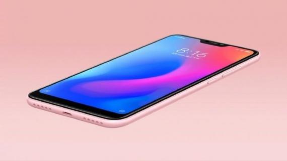 Официальные рендеры и дата анонса Xiaomi Redmi 6 Pro1
