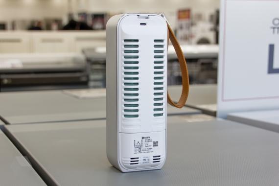 Очиститель воздуха LG PuriCare Mini. Чистый воздух там, где ты2