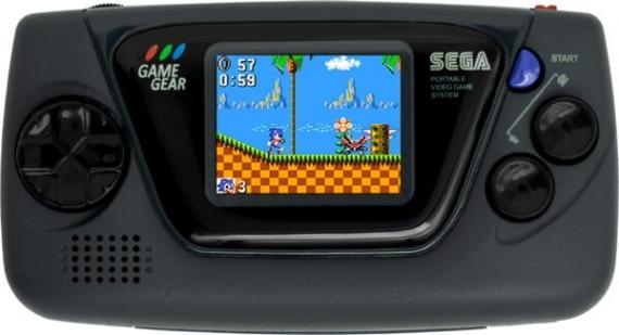 Sega анонсировала Game Gear Micro — ремейк портативной консоли Game Gear1