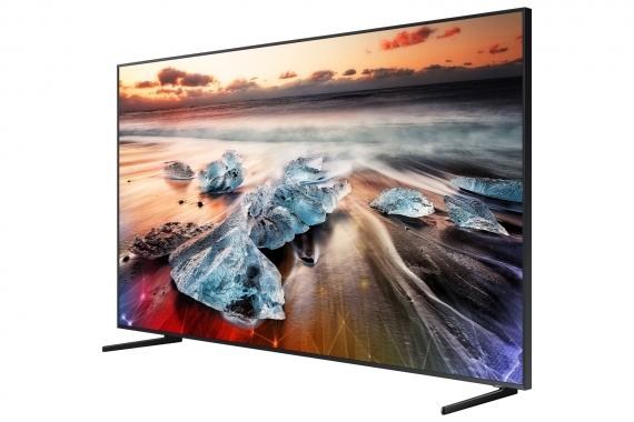 Samsung начинает продажи самого большого QLED-телевизора в России1