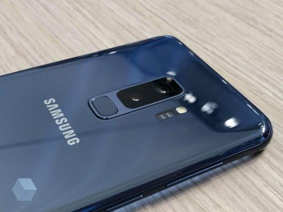 Galaxy S9 и S9+ получили переменную диафрагму3