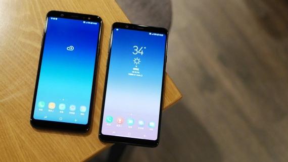 Samsung представила Galaxy A9 Star и A9 Star Lite1