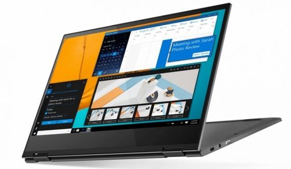 Lenovo показала первый лэптоп на Snapdragon 8501