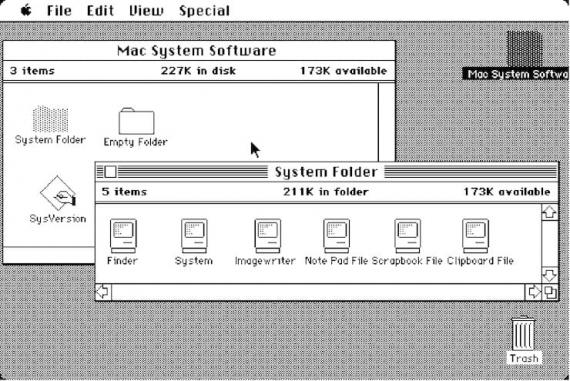 История развития и стандартные обои со всех версий macOS1
