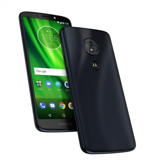 Motorola обновила линейки Moto G и Moto E4