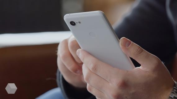 Полный обзор Google Pixel 3 XL до анонса5
