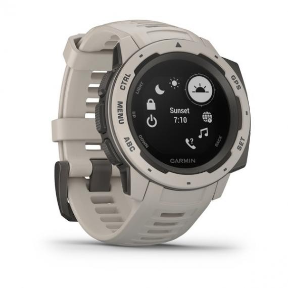 Garmin Instinct: GPS и ударопрочный корпус2
