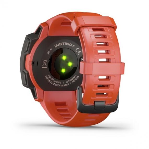 Garmin Instinct: GPS и ударопрочный корпус7