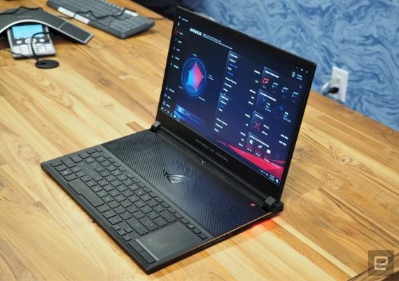 ASUS Zephyrus S: игровой ноутбук толщиной в полтора сантиметра1