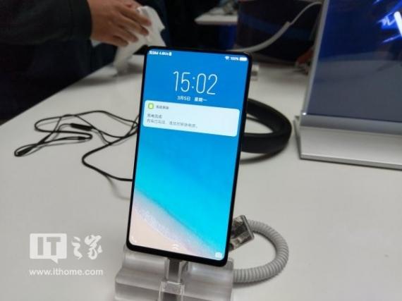 Максимально безрамочный Vivo APEX официально появится в продаже6