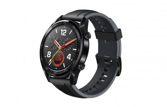 Huawei Watch GT проработают две недели от одного заряда5