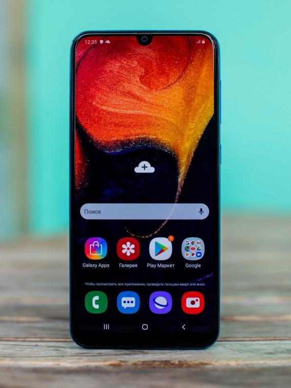 Обзор Samsung Galaxy A30 и A50 — вся власть экрану36